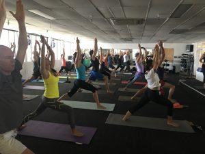 Yoga'